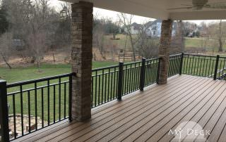 Covered Deck Pictures 7