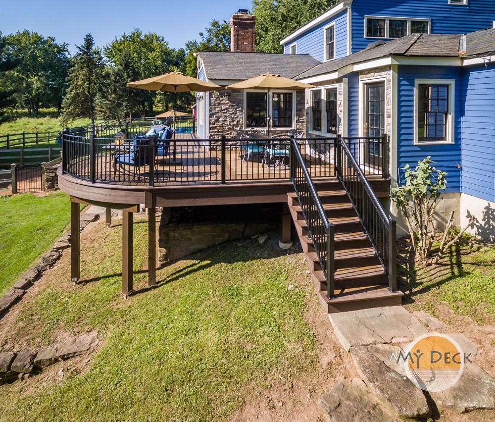 Deck Builder | Low Cost Deck Builder for Waxhaw & Monroe